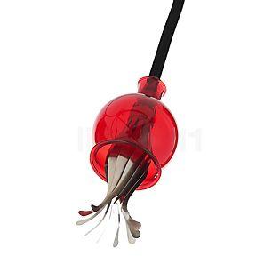 Serien Lighting Poppy Wall 3 arms red/black