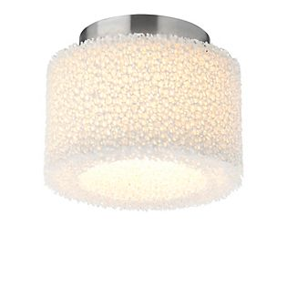 Serien Lighting Reef Ceiling Light LED aluminium polished