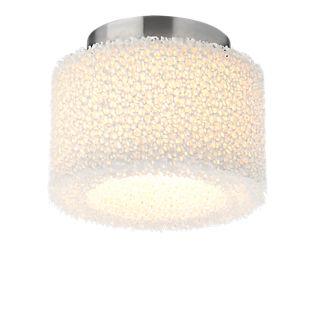 Serien Lighting Reef Ceiling Light aluminium polished
