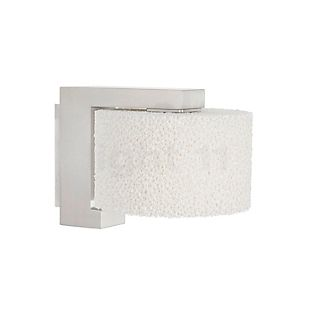 Serien Lighting Reef, lámpara de pared aluminio cepillado