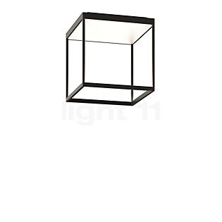 Serien Lighting Reflex² M 300 Lampada da soffitto LED nero/bianco