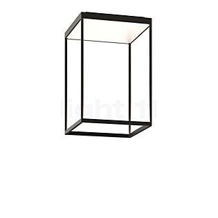 Serien Lighting Reflex² M 450, lámpara de techo LED DALI + Casambi negro/blanco