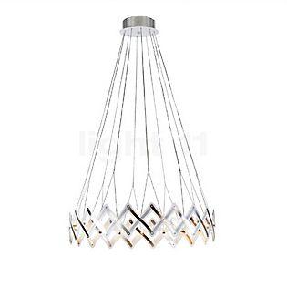 Serien Lighting Zoom Master Hanglamp roestvrij staal gepolijst