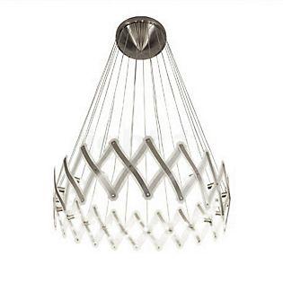 Serien Lighting Zoom XL Pendel rustfrit stål børstet