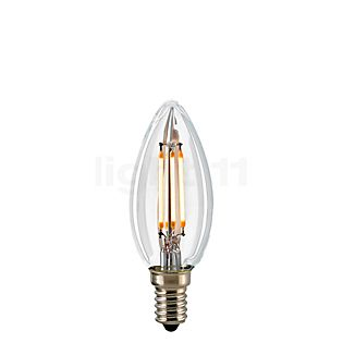 Sigor C35-dim 4,5W/c 827, E14 Filament LED clear