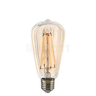 Sigor CO64-dim 4,5W/gd 824, E27 Filament LED kleurloos