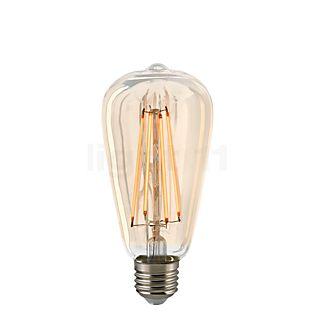 Sigor CO64-dim 4,5W/gd 824, E27 Filament LED ohne Farbe