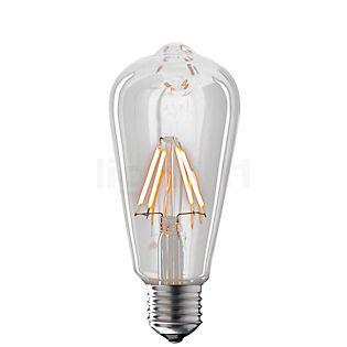Sigor CO64-dim 6W/c 827, E27 Filament LED kleurloos , uitloopartikelen