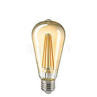 Sigor CO64-dim 7W/g 824, E27 Filament LED kleurloos