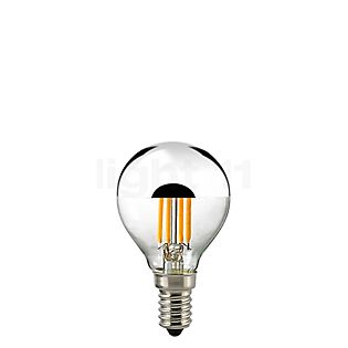 Sigor D45-CS-dim 2,5W/c 827, E14 Filament LED kleurloos
