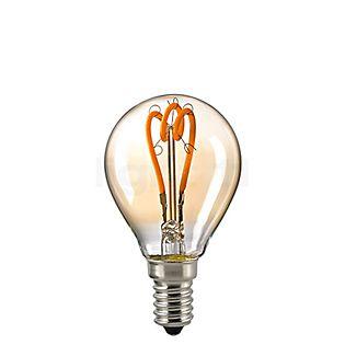 Sigor D45/gd-dim 3,5W/c 827, E14 Filament LED curved ohne Farbe , Auslaufartikel