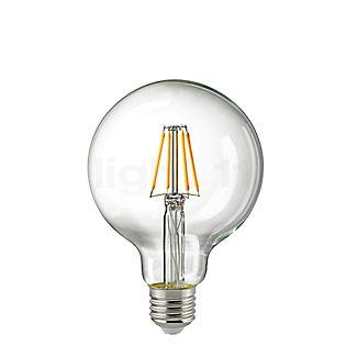 Sigor G95-dim 4,5W/c 827, E27 LED-Filament Uden farve