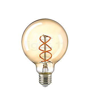 Sigor G95/gd-dim 5W/o 820, E27 Filament LED curved ohne Farbe