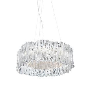 Slamp Accordéon, lámpara de suspensión LED blanco