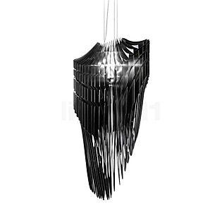 Slamp Avia S Hanglamp zwart , uitloopartikelen