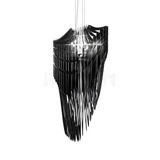 Slamp Avia S, lámpara de suspensión negro , artículo en fin de serie