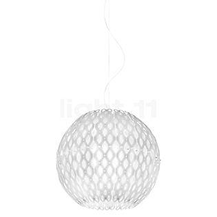 Slamp Charlotte Globe Suspension blanc