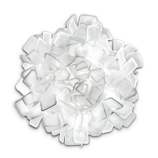 Slamp Clizia Lampada da soffitto bianco, media