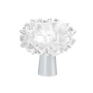 Slamp Clizia Lampada da tavolo bianco