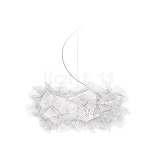 Slamp Clizia Pixel Suspension ø53 cm, câble transparent