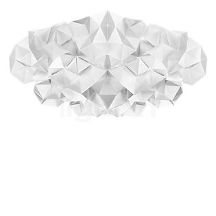 Slamp Drusa Wall-/Ceiling Light white