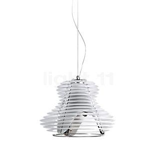 Slamp Faretto, lámpara de suspensión blanco
