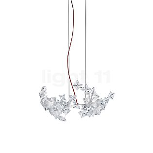 Slamp Hanami Pendant Light LED prism