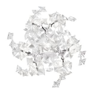 Slamp Hanami Wall-/Ceiling Light LED prism