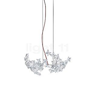 Slamp Hanami, lámpara de suspensión LED prisma