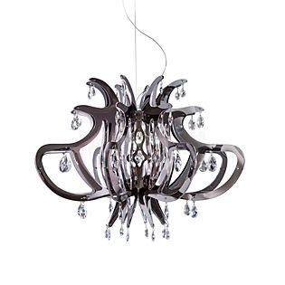 Slamp Medusa, lámpara de suspensión negro