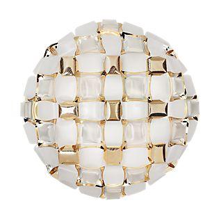 Slamp Mida Lampada da parete o soffitto dorato, ø67 cm