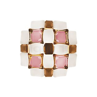 Slamp Mida Wall/Ceiling light pink, ø32 cm