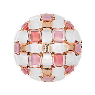 Slamp Mida Wall/Ceiling light pink, ø50 cm