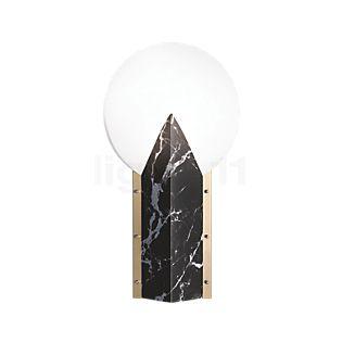 Slamp Moon Bordlampe sort