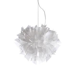 Slamp Veli Pendant Light opal white