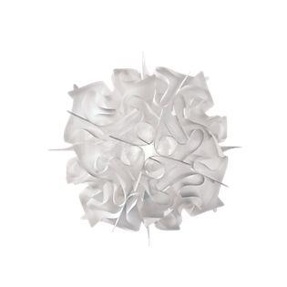Slamp Veli Wall-/Ceiling Light opal white, ø32 cm