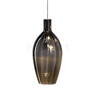 Steng Licht Glori-A O, lámpara de suspensión ahumado