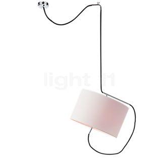 Steng Licht Re-Light Lampada a sospensione LED cavo nero