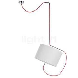 Steng Licht Re-Light, lámpara de suspensión LED cable negro