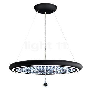 Swarovski Infinite Aura Hanglamp ø76 cm LED zwart