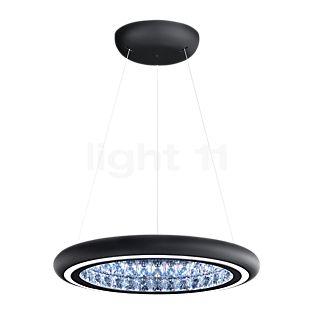 Swarovski Infinite Aura Suspension ø57 cm LED noir