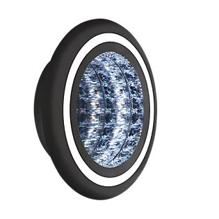 Swarovski Infinite Aura Wandleuchte ø38 cm LED schwarz