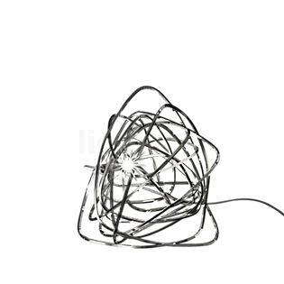 TERZANI Doodle Bodemlamp nikkel