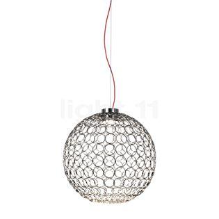 TERZANI G.r.a Lampada a sospensione LED dorato, ø54 cm