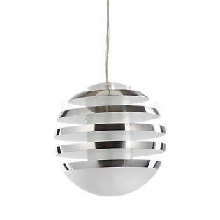 Tecnolumen Bulo Pendant light LED aluminium matt