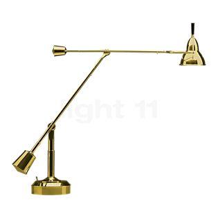 Tecnolumen Buquet EB 27 Lampada da tavolo dorato