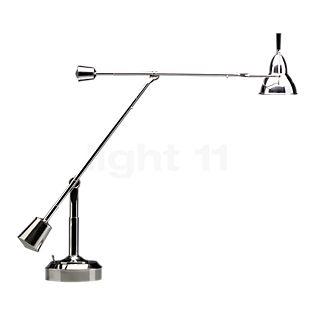 Tecnolumen Buquet EB 27 Tafellamp zilver