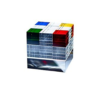 Tecnolumen Cubelight chrome