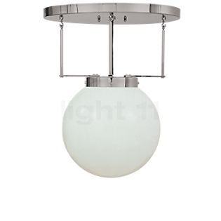 Tecnolumen DMB 26 Plafondlamp nikkel, ø25 cm