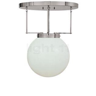 Tecnolumen DMB 26, lámpara de techo níquel, ø25 cm